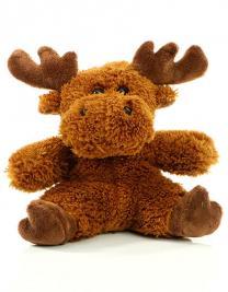 MiniFeet® Soft Plush Moose Caro